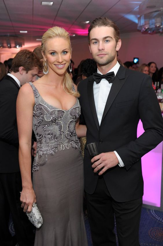 Pin for Later: The Cutest Celebrity Siblings in Hollywood Chace and Candice Crawford