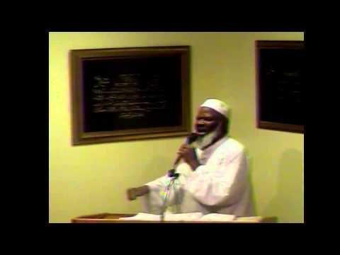 The Faith of Ibrahim (as) - Imam Siraj Wahhaj - YouTube