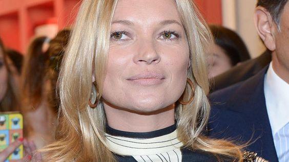 Kate Moss revela su truco para conseguir una piel perfecta