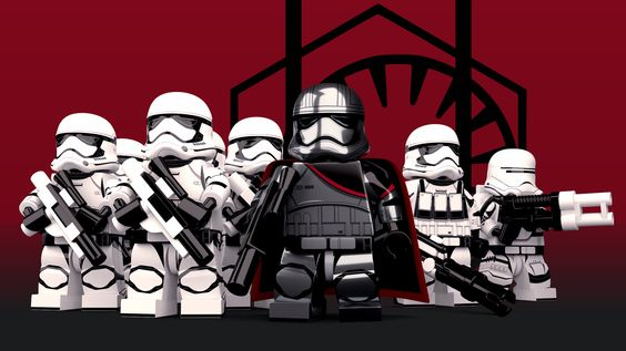 First Order Troops | A desktop I made last weekend and decid… | Flickr - Photo Sharing!