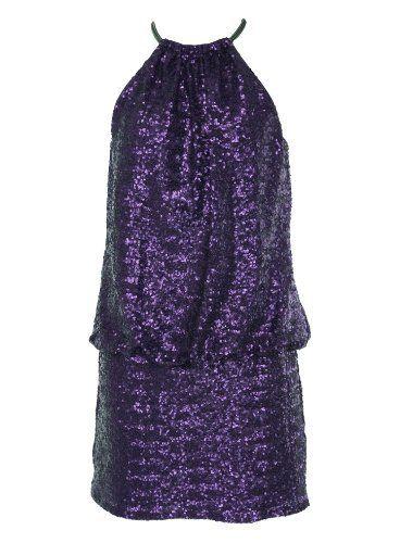 Laundry Sleeveless Sequin Dress Purple 6 laundry by SHELLI SEGAL,http://www.amazon.com/dp/B00C1P4QJS/ref=cm_sw_r_pi_dp_KRkBrbED64794699