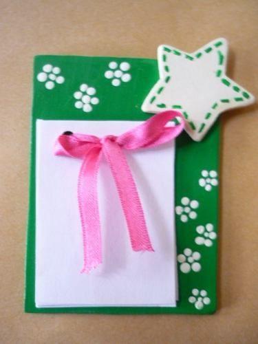 D a del maestro anotadores artesanales souvenirs ideas for Materiales para goma eva