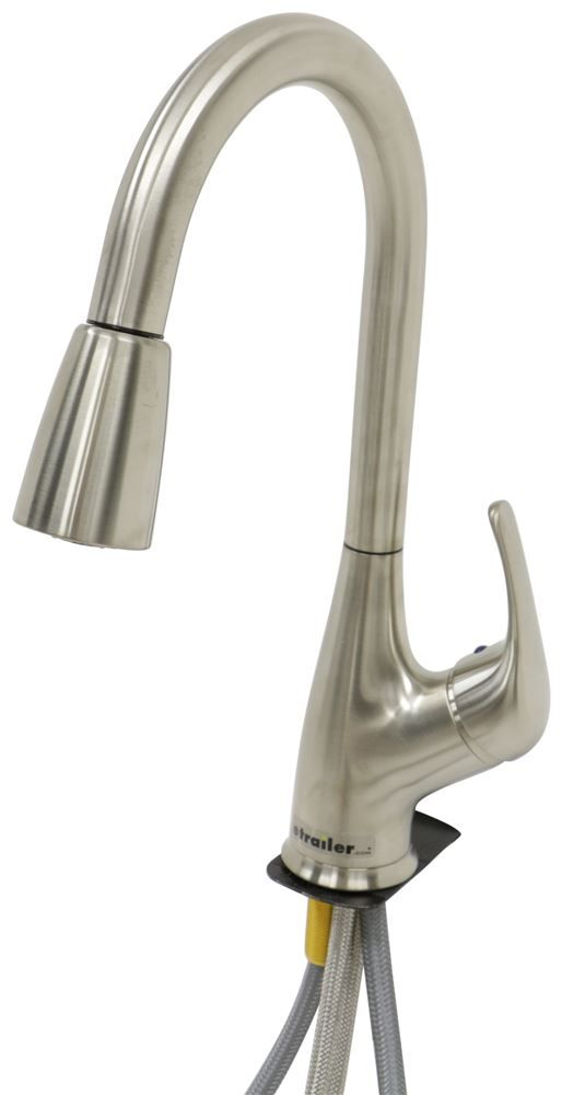 Phoenix Faucets Hybrid Rv Kitchen Faucet W Pull Down Spout