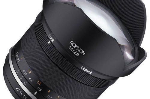 Rokinon 14mm F 2 8 Series Ii Lens For Canon Ef M Fuji X Sony E And Mft Announced Technology News Reviews And Buying Guides Canon Lens Lens Canon Ef