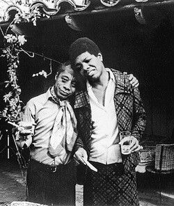 Maya Angelou married Paul du Feu and moved with him and