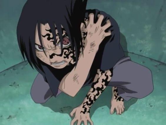 Tanda kutukan Sasuke | Boruto.id