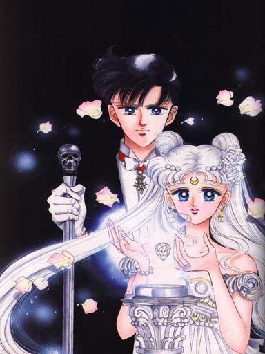 月光仙子+她的老公