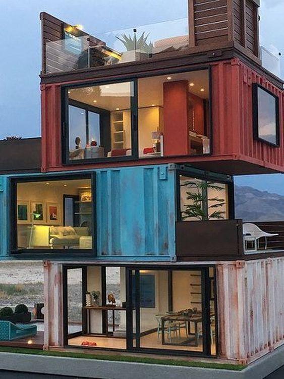 45 Inspiring Modern House Design Ideas 15 Homezideas Com In 2020 Modern Architecture Building Architecture House Designs Exterior