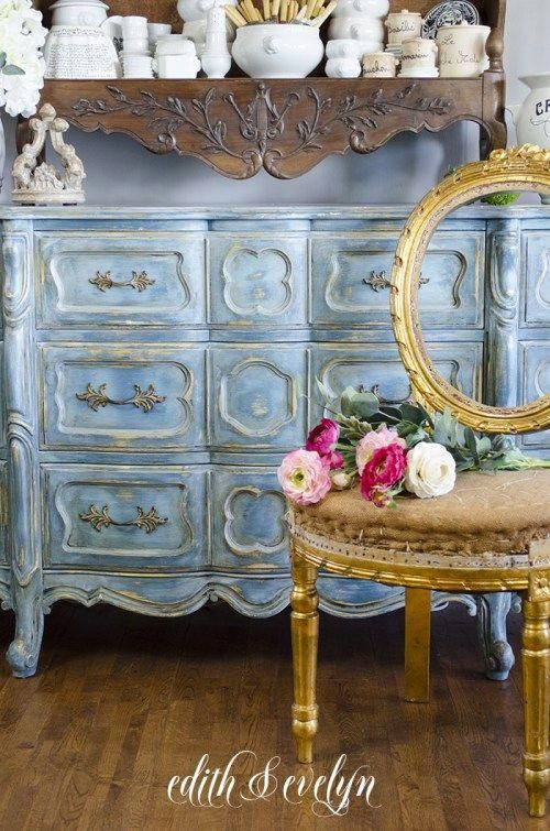 Sweet Little French Treasures Edith Evelyn Www Edithandevelynvintage Com Frenchcottage Mobilier De Salon Decoration