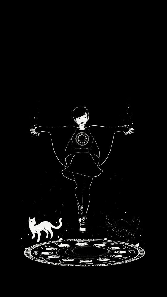 Summon The Magic Wiccan Wallpaper Witch Wallpaper Witchy Wallpaper