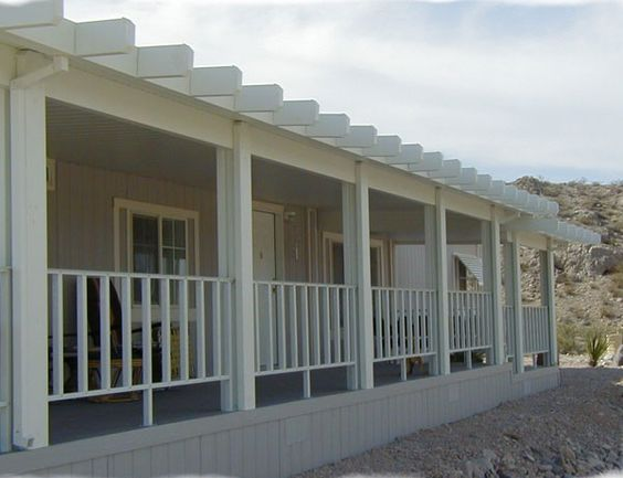 Cover With Railing Patio Covers Pinterest Railings