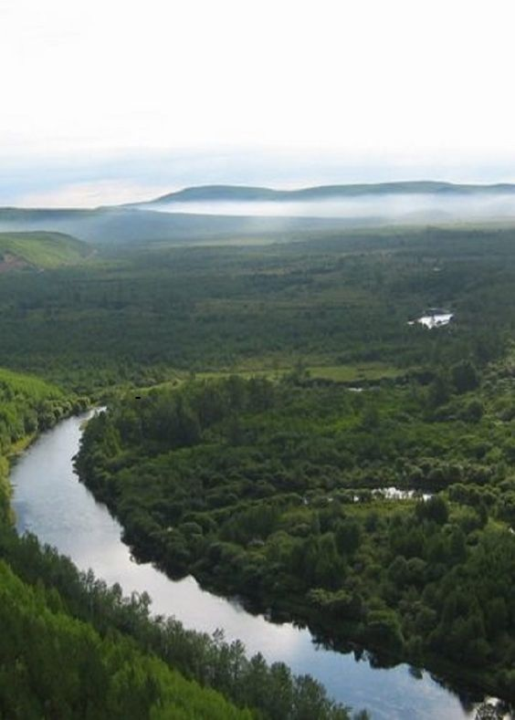 Amur River, Russia, and China
