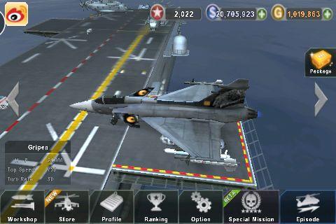 Gunship Battle Unlimited Money MOD