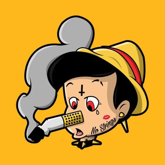 Pinocchio - No Strings On Me by MindOfJei