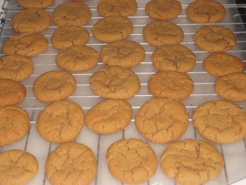 Peanut butter cookies with splenda recipe