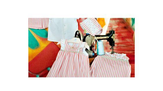 Moda Infantil - Colección Primavera Verano 2013