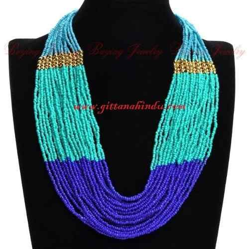collar de chaquiras fashion joyeria bisuteria hm4
