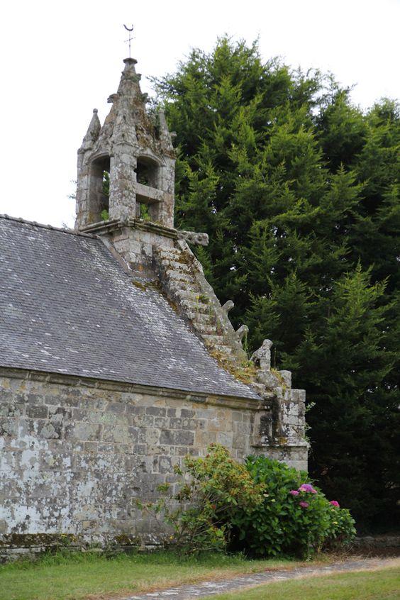 La chapelle de Locadour à Kervignac - Morbihan - Bretagne - #wbzh