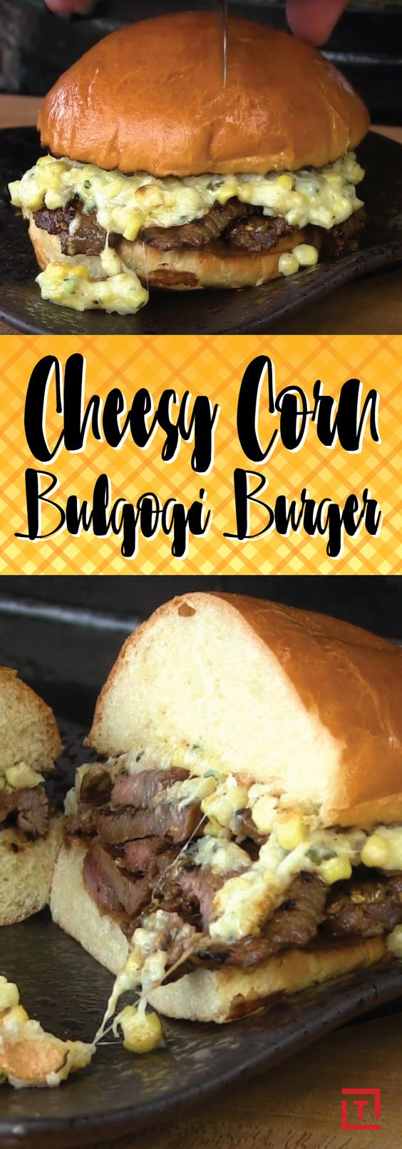 Given our perpetual devotion to burgers here at Thrillist, it should come as no surprise that we're always on the prowl for the next great achievement between buns. Behold, Ballistic BBQ's cheesy corn bulgogi burger: an American twist on a Korean staple, blending bold Asian flavors with roasted corn for textural bliss and, lest we forget, cheese. Because Americans can't help themselves.