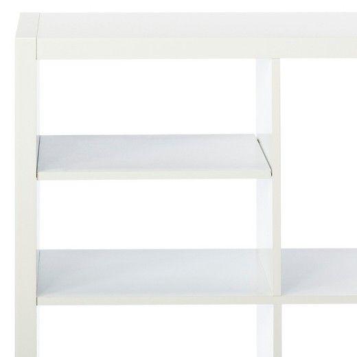 Threshold 39 S Avington Half Shelf Provides Separate Storage