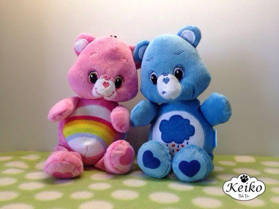 Care Bear dog toy.