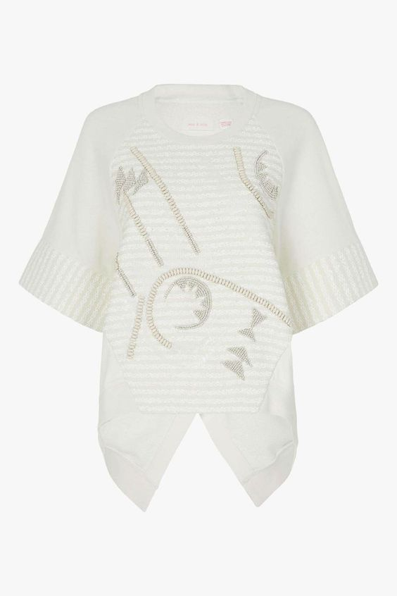 Sass and Bide - Interest Earned Top
