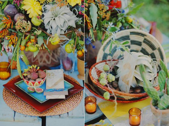 Textured Wedding Inspiration