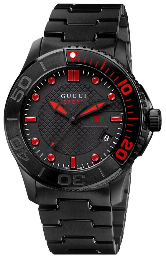 Gucci G Timeless Sport Watch