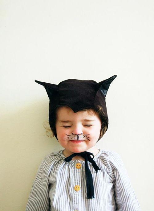Disfraces Caseros Para Niños 25 Propuestas Económica Y Fáciles Cute Kids Cat Costumes Kids Fashion