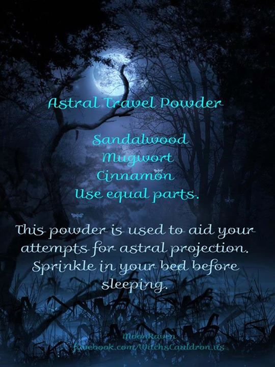 Astral Projection & Spells – Witches Of The Craft®