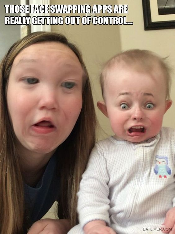 Face Swapping Apps are Starting to Scare Me… http://ibeebz.com