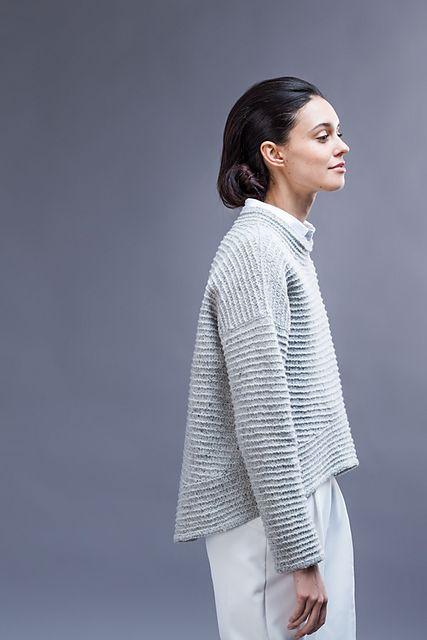 Brooklyn Tweed: Wool People 9   Tichiro - knits and cats