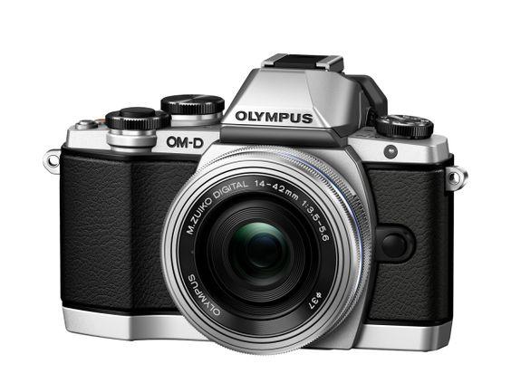 Olympus - E-M10 - Systemkameras ; Micro Four Thirds Kameras - OM-D