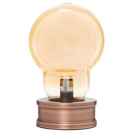 George Home Light Bulb Lamp   Lighting   ASDA direct