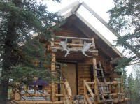 AK Log Home Building Blog