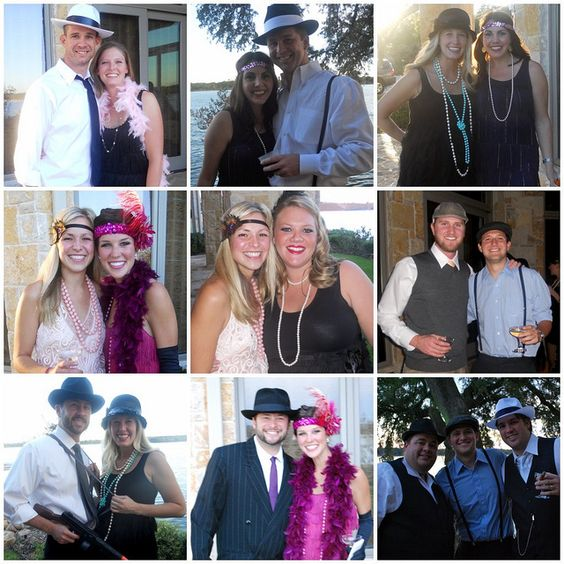 Roaring 20s bday party
