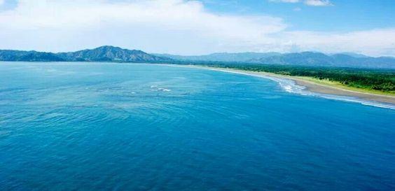 Playa en Isla Cañas