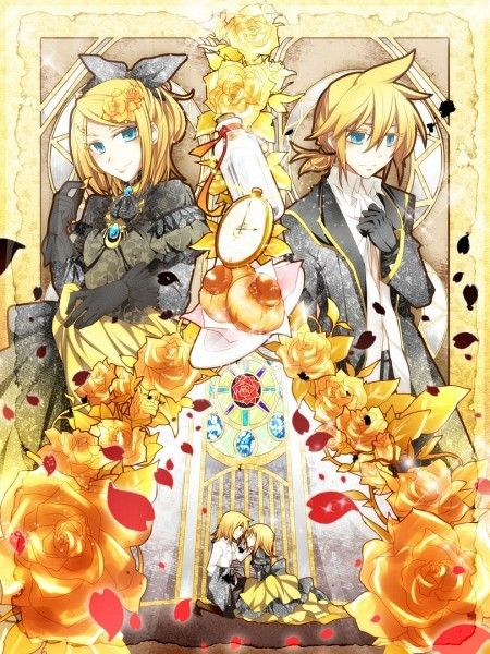 Story of Evil - Rin and Len