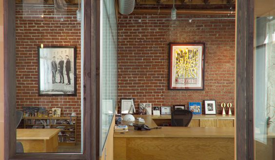 record label office - Google Search