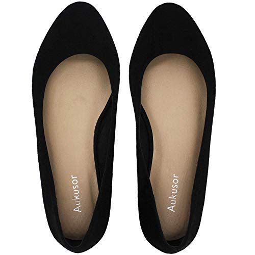 Ballet Flat Black #Flats, #Shoes