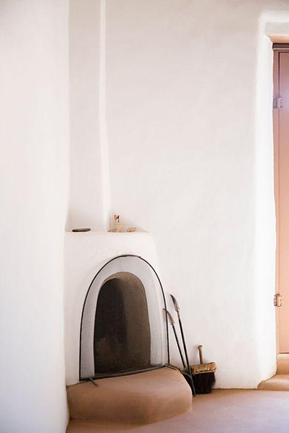 GEORGIA O'KEEFE'S NEW MEXICO HOME | style-files.com | Bloglovin'