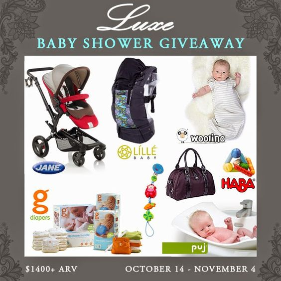 Luxe Baby Shower - Rita Reviews