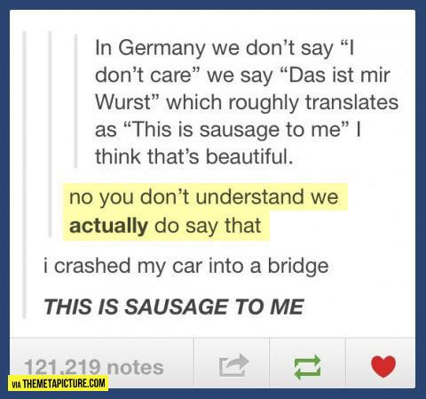 27 Times The German Language Had To Explain Itself To The Rest Of The World Funny Quotes Words Memes