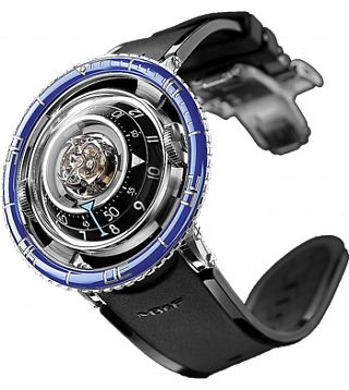 MB&F Horological Machine №7 Aquapod Ref. 70.TSL.B