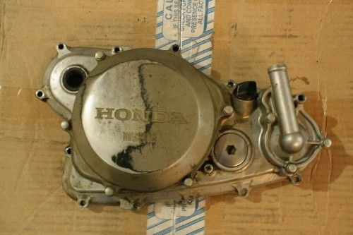 Discount 70 0 2004 Honda Crf450r Crf 450r Clutch Cover Right Side Case Cover Water Pump 02 06 Motorcycleengineparts Partsofmoto Water Pumps Case Cover Honda