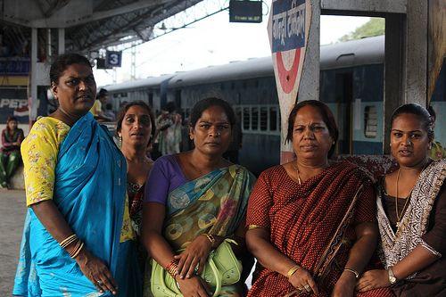 My Ajmer Journey 2012 Began With The Hijras Of Mumbai at Bandra Terminus