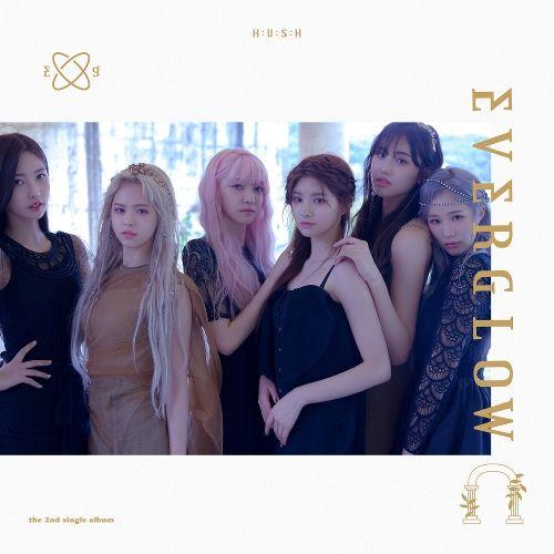Download Everglow Hush Mp3 Album Covers Hush Hush Kpop Girl Groups