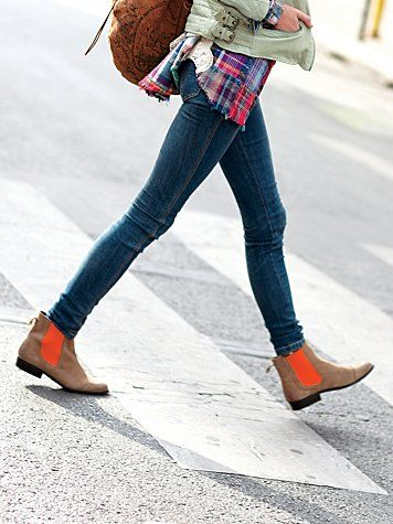Jeffrey Campbell for Free People ankle boots
