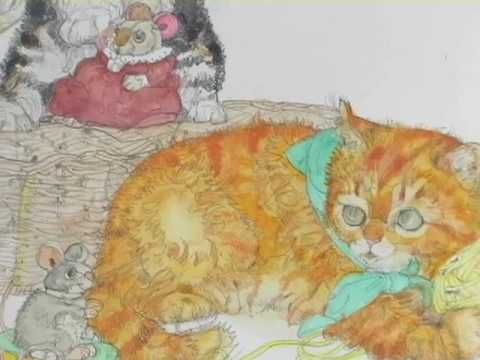 Jerry Pinkney Talks About Three Little Kittens Little Kittens Kittens Storybook