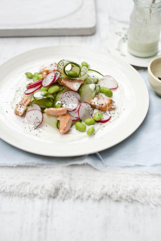 Metro recipes salmon
